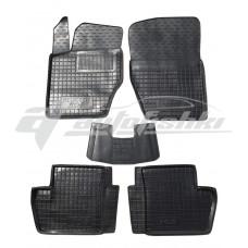 Резиновые коврики в салон для Peugeot 308 2008-2013 Avto-Gumm