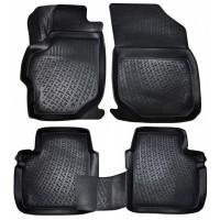 Резиновые 3D коврики на Peugeot 301 2012-... Lada Locker