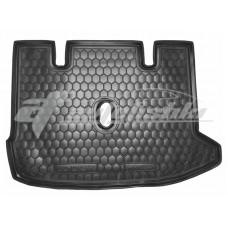 Коврик в багажник Renault Lodgy (не раздельная сидушка) 2012-... Avto-Gumm