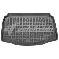 Резиновый коврик в багажник для Seat Arona 2017-... нижний, Rezaw-Plast