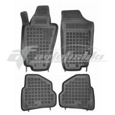 Коврики в салон резиновые для Seat Ibiza ST 2010-2017 Rezaw-Plast