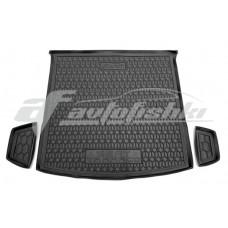 Резиновый коврик в багажник для Seat Tarraco (5 мест) (верхняя полка) 2018-... Avto-Gumm