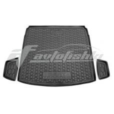 Резиновый коврик в багажник для Seat Tarraco (5 мест) (нижняя полка) 2018-... Avto-Gumm