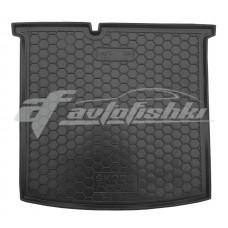 Коврик в багажник Skoda Fabia III (универсал) 2015-... Avto-Gumm