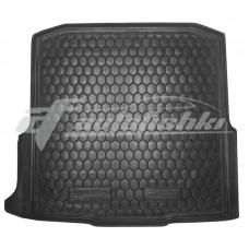 Коврик в багажник Skoda Octavia A7 (универсал) 2013-2020 Avto-Gumm