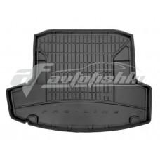 Коврик в багажник резиновый Skoda Octavia A7 Liftback FL 2018-2020 Frogum