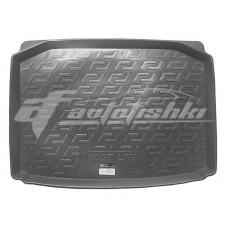 Коврик в багажник на Skoda Fabia II Hatchback 2007-2014 Lada Locker