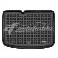 Коврик в багажник резиновый для Skoda Fabia III Hatchback (хэтчбек) 2014-... Rezaw-Plast