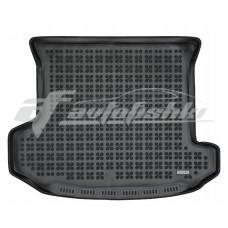 Коврик в багажник резиновый для Skoda Kodiaq (7 мест) 2016-… Rezaw-Plast
