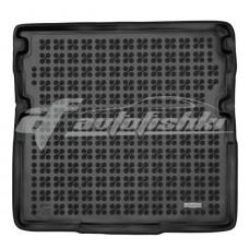 Коврик в багажник резиновый для Skoda Octavia A7 Combi (универсал) (нижний) 2013-2020 Rezaw-Plast