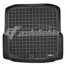 Коврик в багажник резиновый для Skoda Octavia A7 Hatchback (хэтчбек) 2013-2020 Rezaw-Plast