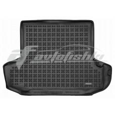 Коврик в багажник резиновый для Skoda Octavia A7 Combi (универсал) (верхний) 2013-2020 Rezaw-Plast