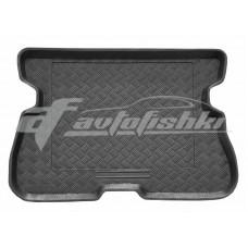 Коврик в багажник Skoda Felicia / Favorit Hatchback (хэтчбек) 1988-2001 Rezaw-Plast