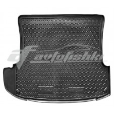 Резиновый коврик в багажник для Skoda Octavia Tour I A4 (лифтбэк) 1996-2010 Avto-Gumm