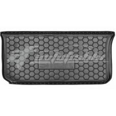 Резиновый коврик в багажник для Smart Fortwo (451) 2007-2014 Avto-Gumm