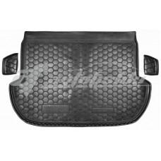 Коврик в багажник Subaru Forester IV 2013-2019 Avto-Gumm