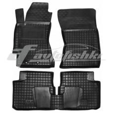 Резиновые коврики в салон для Subaru Forester III 2008-2013 Avto-Gumm