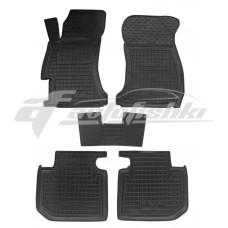 Резиновые коврики в салон для Subaru XV 2011-2017 Avto-Gumm
