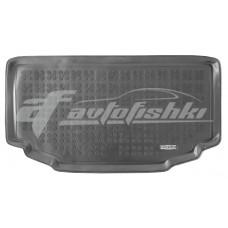 Резиновый коврик в багажник для Suzuki Alto 2008-... Rezaw-Plast