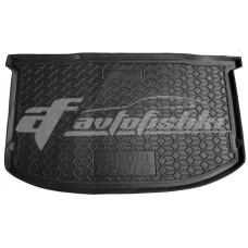 Резиновый коврик в багажник для Suzuki Ignis III 2020-... Avto-Gumm