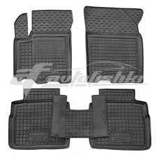 Резиновые коврики в салон для Suzuki SX4 II 2014-2020 Avto-Gumm
