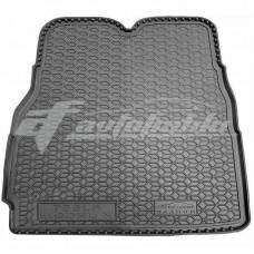 Резиновый коврик в багажник для Tesla Model X задний (длинный) 2016-... Avto-Gumm