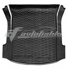 Резиновый коврик в багажник для Tesla Model 3 (задний) 2017-... Avto-Gumm
