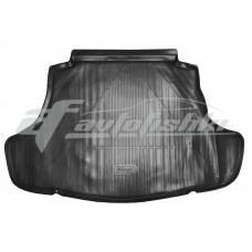 Резиновый коврик в багажник на Toyota Camry 70 2018-... Novline (Element)