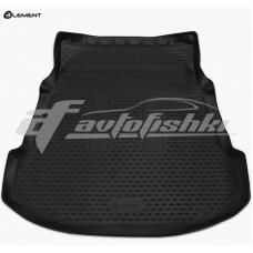 Резиновый коврик в багажник на Toyota Fortuner 2004-2015 Novline (Element)