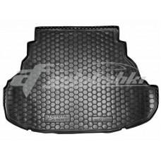 Коврик в багажник Toyota Camry V50 / V55 (Premium) 2011-2018 Avto-Gumm