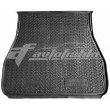 Резиновый коврик в багажник для Toyota Land Cruiser 300 (5 мест) 2021-... Avto-Gumm