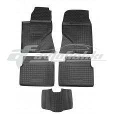 Резиновые коврики в салон для Toyota Avensis II 2003-2009 Avto-Gumm
