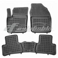 Коврики в салон резиновые для Toyota C-HR 2016-... Rezaw-Plast
