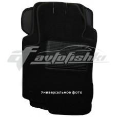 Коврики ворсовые в салон для Toyota Avensis I 1997-2003 черные, Украина