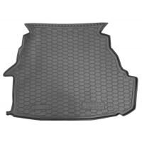 Резиновый коврик в багажник для Toyota Camry V30 2002-2006 Avto-Gumm