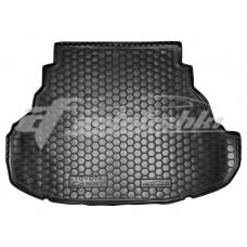 Резиновый коврик в багажник для Toyota Camry V50 / V55 (Premium) 2011-2018 Avto-Gumm