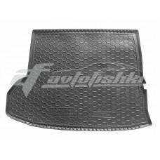 Резиновый коврик в багажник для Toyota Highlander 2014-... Avto-Gumm