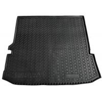 Резиновый коврик в багажник для Toyota Highlander IV 2020-... Avto-Gumm