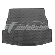 Резиновый коврик в багажник для Toyota RAV4 2019-... Avto-Gumm