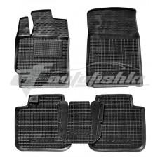 Резиновые коврики в салон для Toyota Camry V50 / V55 2011-2018 Avto-Gumm