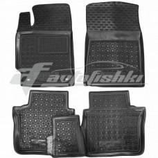 Резиновые коврики в салон для Toyota Camry V50 / VX55 USA 2011-2018 Avto-Gumm