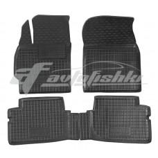 Резиновые коврики в салон для Toyota Corolla E14 / E15 2007-2013 Avto-Gumm