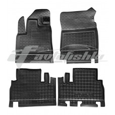 Резиновые коврики в салон для Toyota ProAce City Verso (без подлокотника) 2021-... Avto-Gumm
