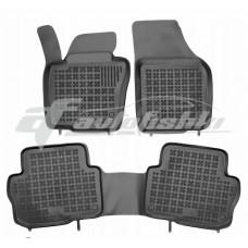 Коврики в салон резиновые для Volkswagen Sharan II (5 мест) 2010-... Rezaw-Plast