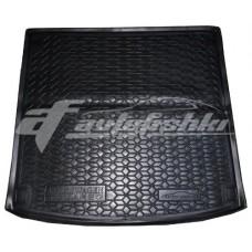 Резиновый коврик в багажник для Volkswagen Touareg III 2018-... Avto-Gumm