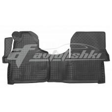 Резиновые коврики в салон для Volkswagen Crafter 2006-2017 Avto-Gumm