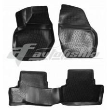 Резиновые 3D коврики на Volvo XC60 I 2008-2017 Lada Locker
