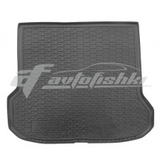 Резиновый коврик в багажник для Volvo XC70 III 2007-... Avto-Gumm