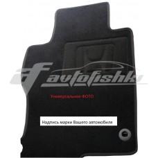 Ворсовые коврики в салон для Volvo S80 1998-2006 (люкс) черные, Украина