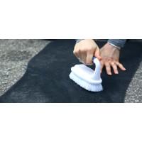 Как мыть ворсовые коврики
